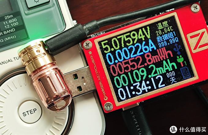小巧铜手电、匀光大照明:雷明兔EDC PIMI