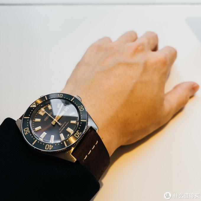 新春礼物:入手精工小元祖SPB147潜水表