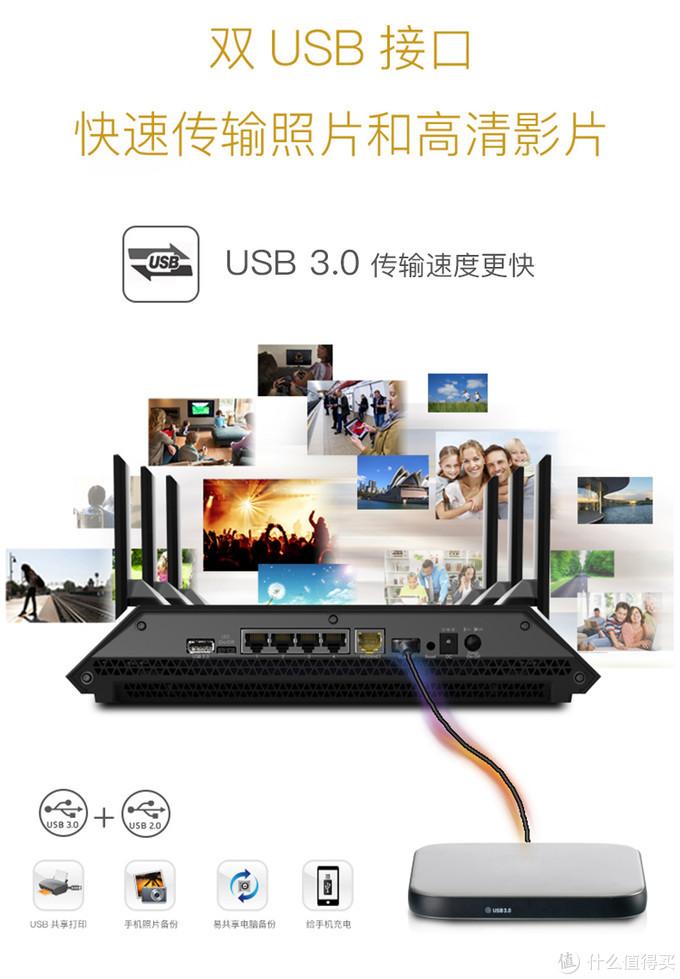 美国网件夜鹰路由器之NETGEAR NIGHTHAWK X6 R8000