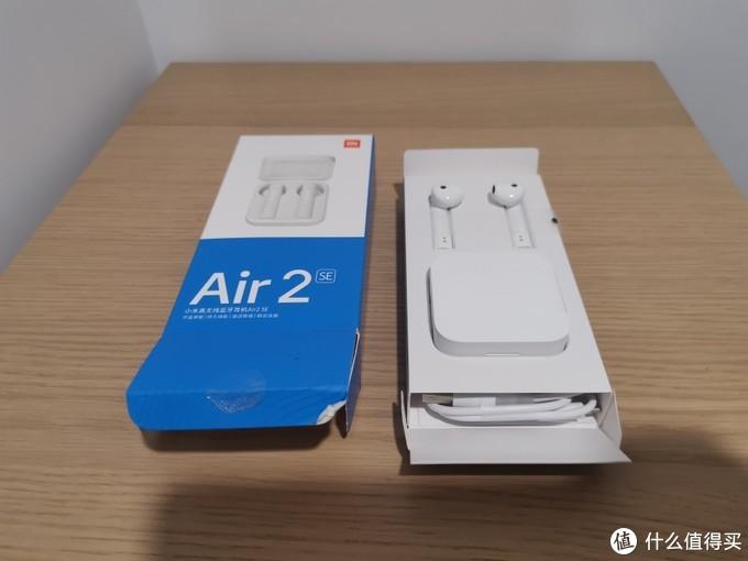 小米air2se蓝牙耳机