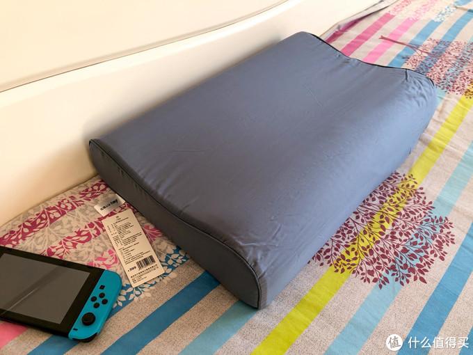 可能是市面上最便宜的特拉雷乳胶枕:苏宁极物乳胶枕