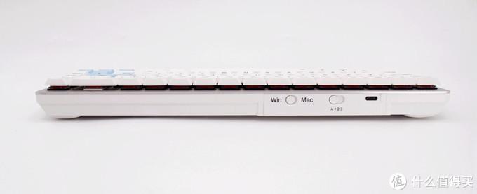 纤薄舒适的办公体验,来自EK868双模机械键盘