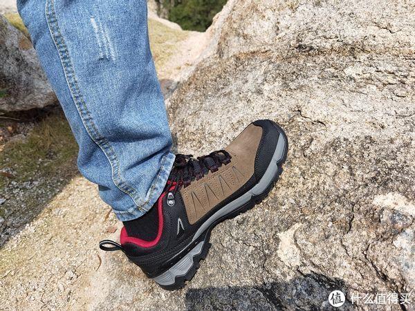 彪悍有劲,徒步鞋中的越野车,图途户外徒步鞋不仅保暖还能防刺