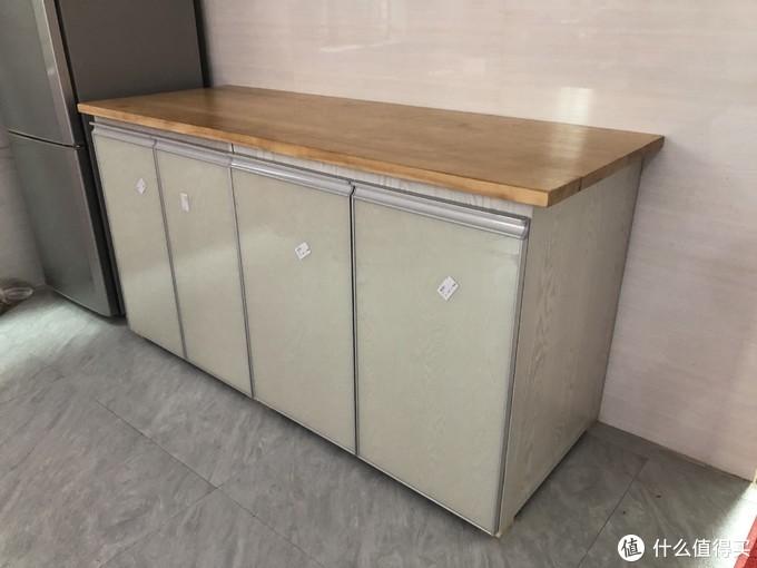 动手打造铝金金瓷砖橱柜浴室柜