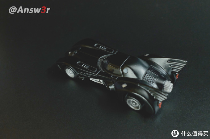 『一杯咖啡钱的快乐』TOMY基顿版蝙蝠车,最便宜的圆梦方案