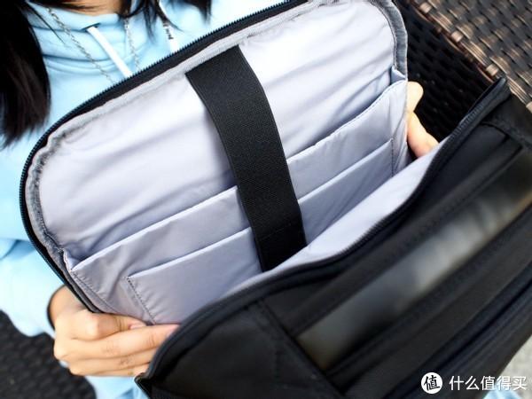 超耐磨,超防水,超能装的商务电脑包:悠启经典商旅双肩包