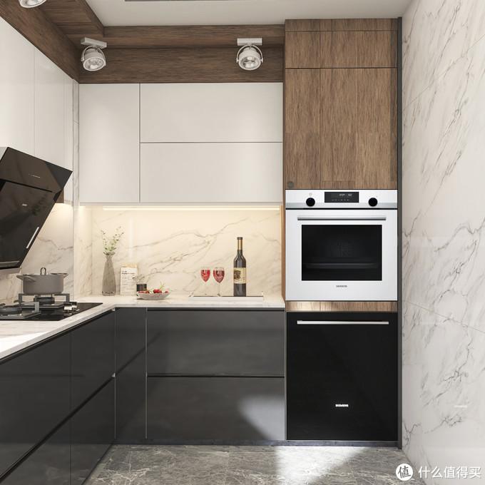 拥有设计感厨房,家电设计要先行