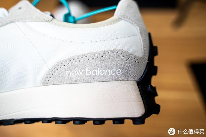新年新鞋到,超火的新百伦327海盐配色开箱