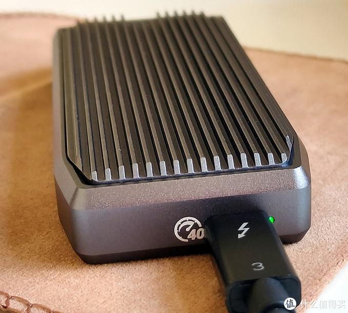 奥睿科USB4/雷电3硬盘盒+奥睿科迅龙V500-1TB,在MacBook Pro M1使用体验