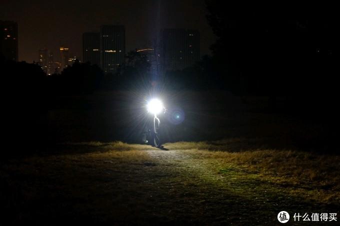 有没有摩托车灯的感觉。