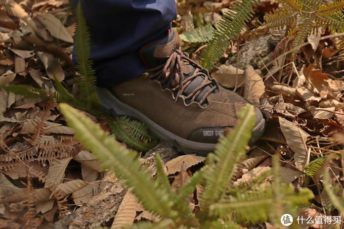 立春穿新鞋,SENSELEAD绿巨人户外徒步鞋体验