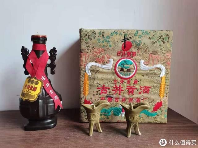 今天大年30,说说古香型年30的酒质及古井贡酒