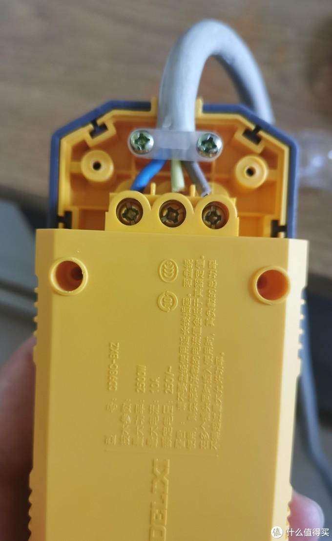过年整个电瓶车室外充电用工程插线板,比原来都好用。