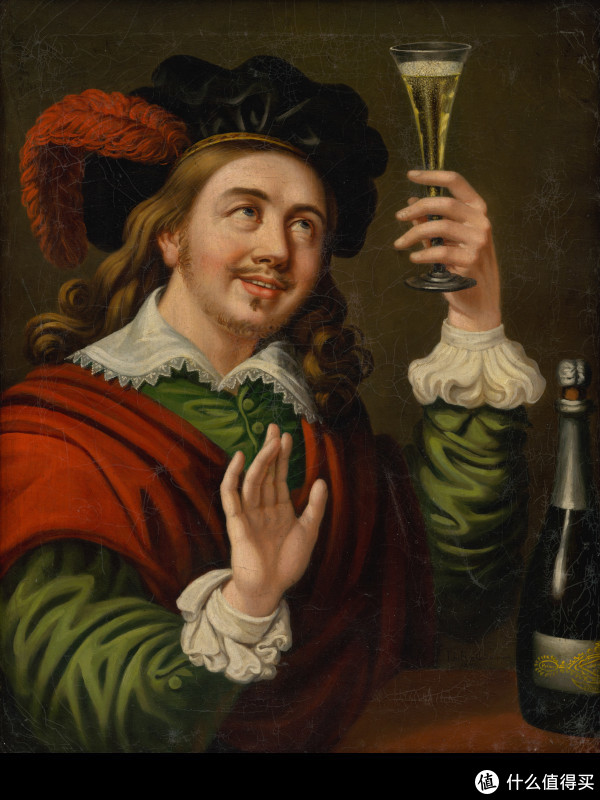 Cheers! Creator Ján Rombauer, Circa 1841. Institution: Slovak National Gallery Provider: Slovak National Gallery Providing Country: Slovakia PD for Public Domain Mark