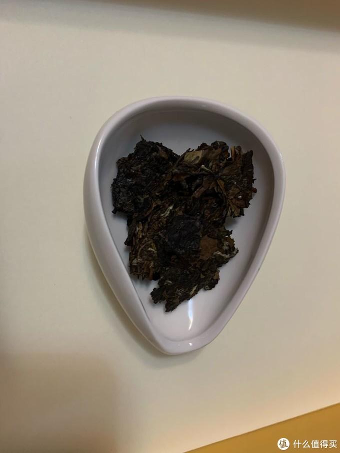 我与白茶的二三事:绿雪芽上善上品·丹华开箱