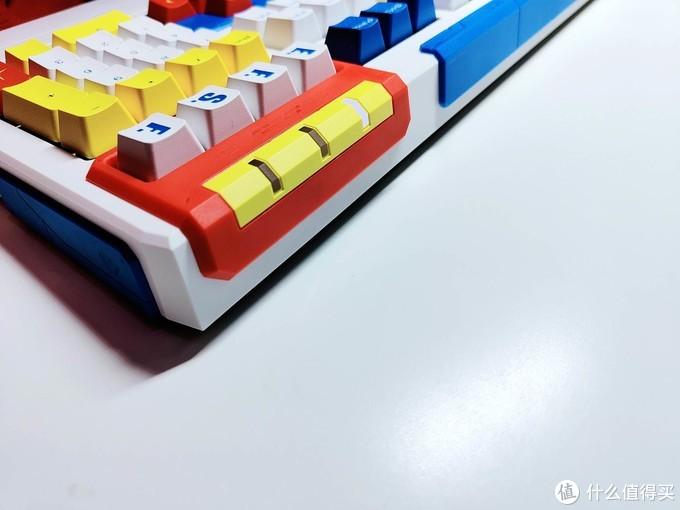 细节到位,手感舒服 - ikbc高达机械键盘2.0评测报告