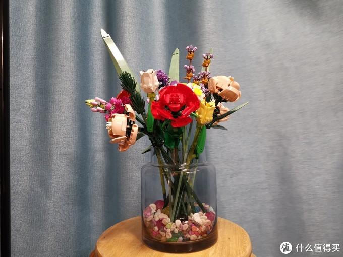 LEGO 植物收藏系列 10280 花束套装 评测