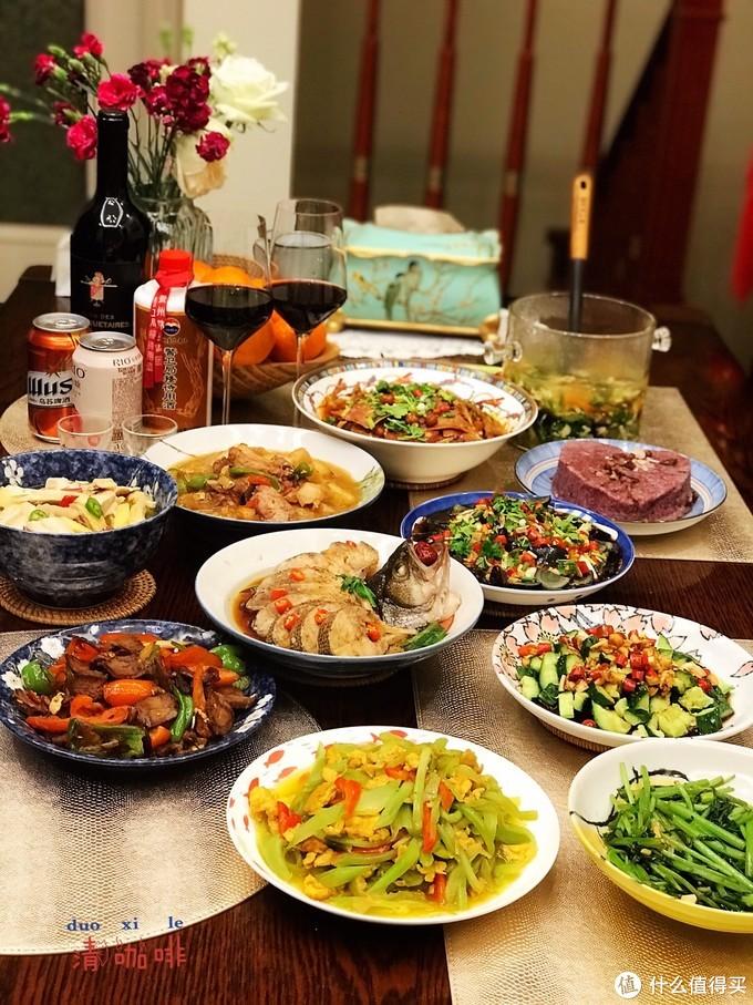 全国16个地方的年夜饭大集合,快瞧瞧,能找到你的家乡吗?