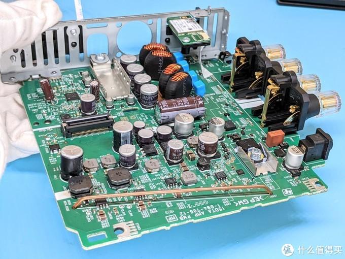 索尼CAS-1功放/电源板