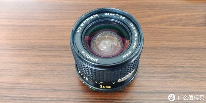 Minolta MD W.ROKKOR 24mm F2.8(富士APS-C微单直出JPEG)