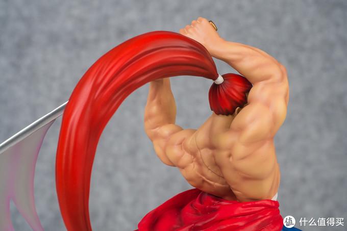 玩模总动员:玩拓正版授权《真侍魂》霸王丸 vs 牙神 1/8雕像
