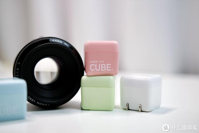 小巧可爱,充电还快:努比亚22.5W方糖快充充电器体验