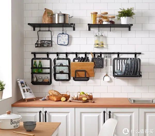 春节之前,5种方法3大原则,让你的厨房收纳翻倍