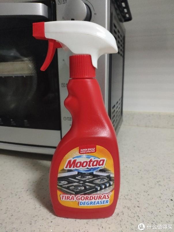 用完之后再也回不去系列:膜太厨房清洁剂