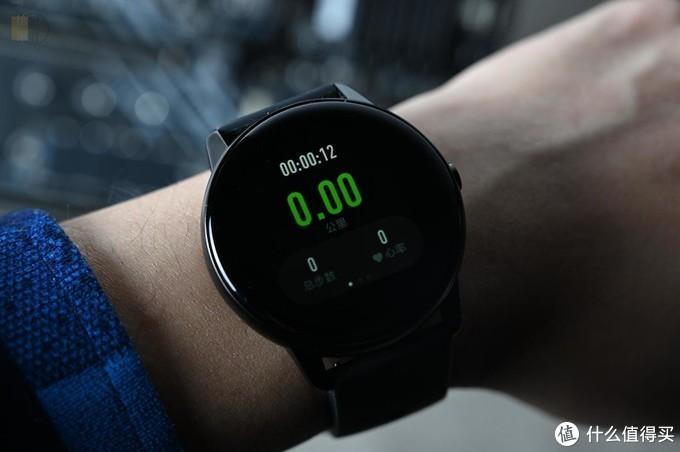 体温心率时刻关心,借咕咚智能手表F4,让运动更简单