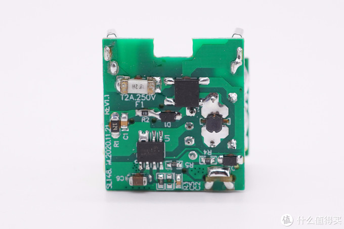 拆解报告:ZYXEI 20W迷你PD快充充电器SL-148CN