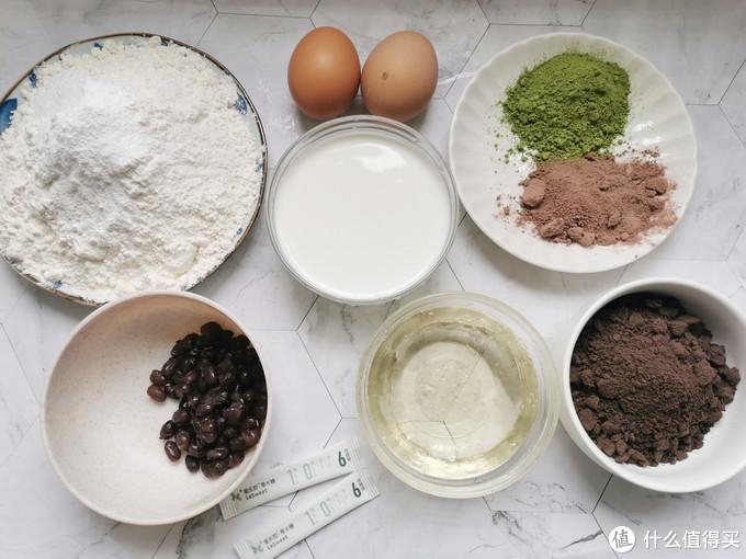 免打发的马芬蛋糕,香味浓郁,不回缩不塌腰,分享两种口味配方