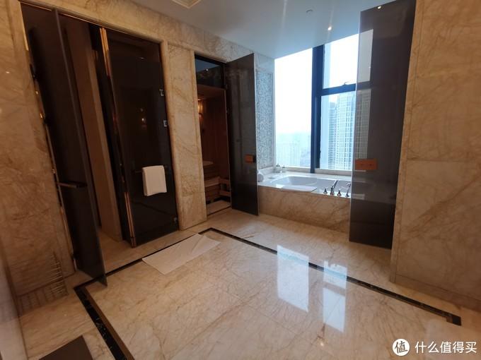 副卧室的浴室就是这个样子的了
