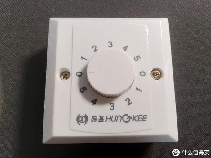 风扇调速器