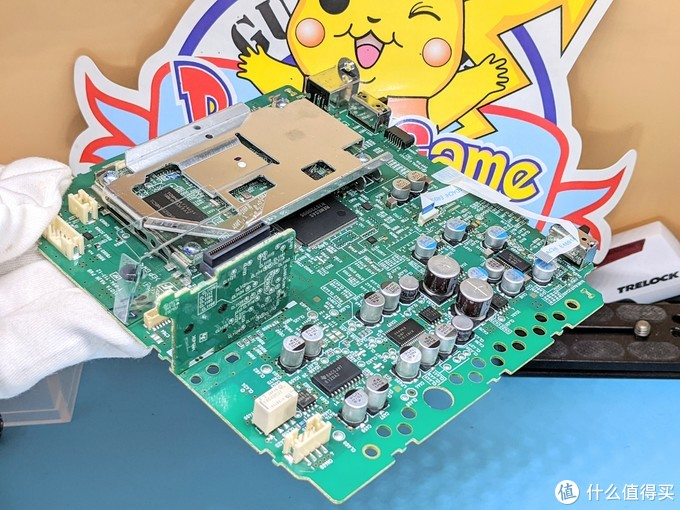 索尼 CAS-1主控/解码/耳放板