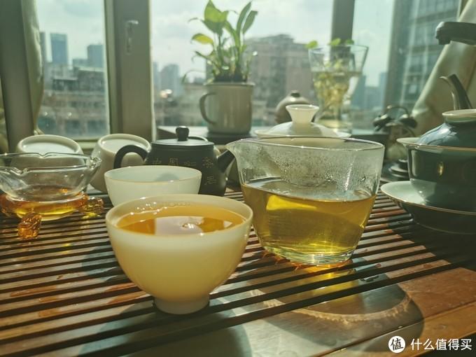 惬意的下午茶