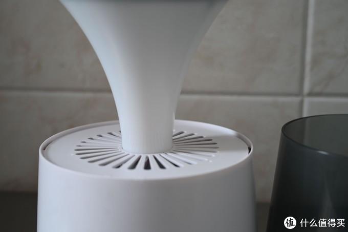 即可空气净化又可做台灯使用,一机多用我选康佳智能空气净化灯