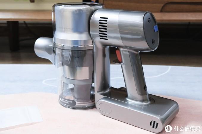 过年了,给爸妈买台能扫会拖的吸尘器吧!