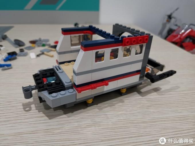 LEGO 创意百变系列 3in1 31107 月球探测车 评测