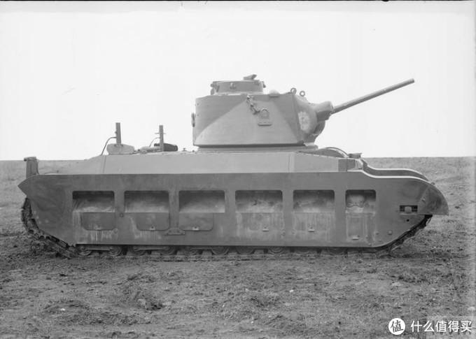 A12E1 玛蒂尔达2型原型车