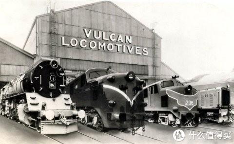 伏尔肯机车铸造厂(Vulcan Foundry Ltd.),位于英格兰兰开夏郡的牛顿-柳树镇(Newton-le-willows,现属默西赛德郡),成立于1830年,是英国老牌的铁路与蒸汽机车设备制造商。二战后,先后被英国电气和通用电气收购,最终于2002年彻底关闭,成为了工业历史纪念馆。