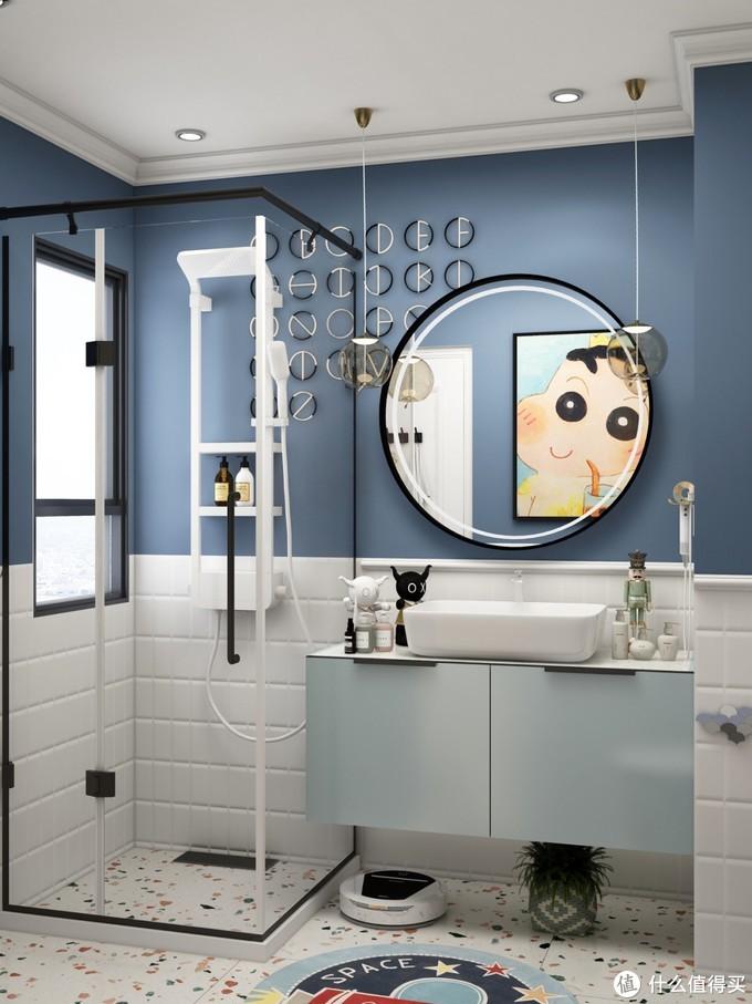 浴室好物|自从换了雨西子花洒,每天洗100次