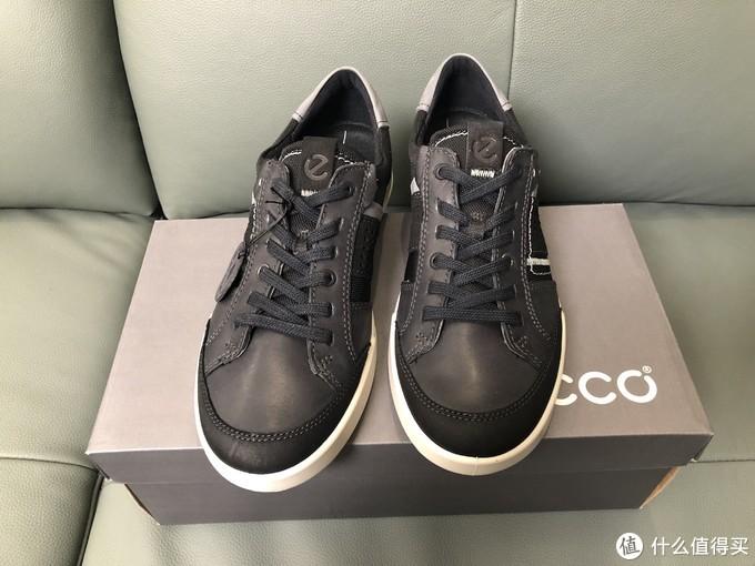 晒单:中邮海外购 美亚海淘ECCO爱步男鞋 用时14天