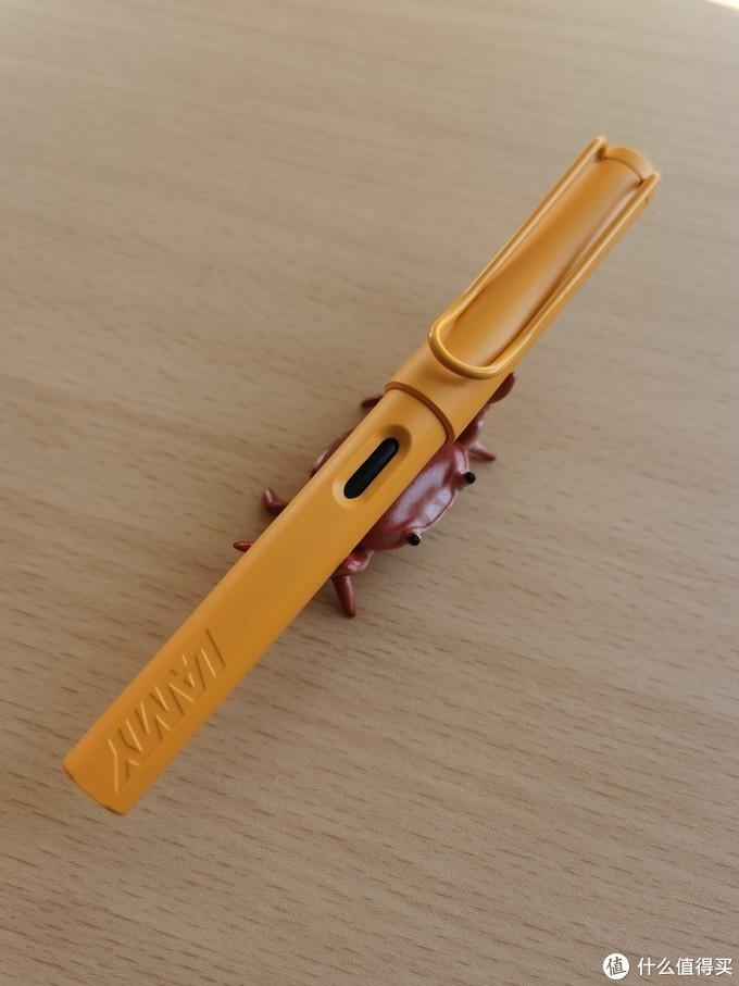 凌美LAMY safari狩猎钢尖钢笔