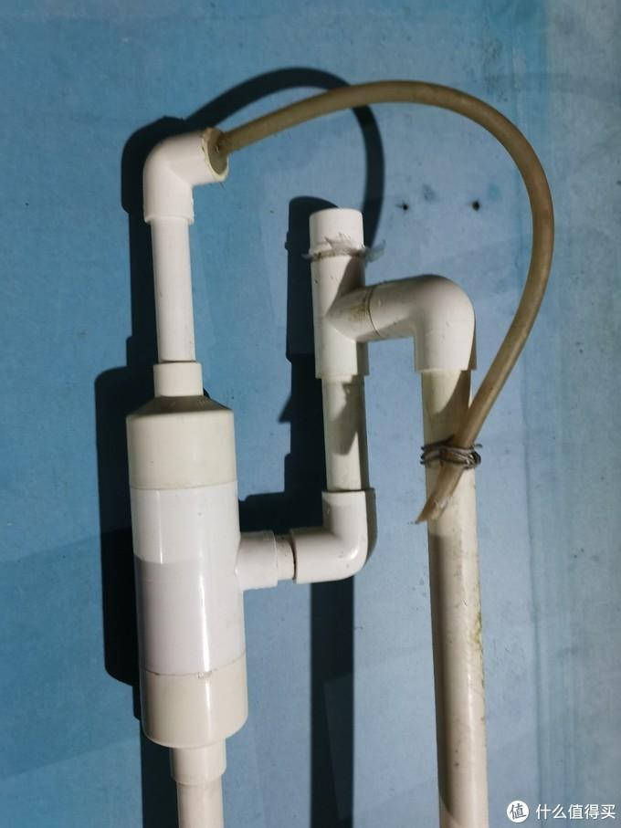 运行需要调整下水流量,重启不容易达到平衡