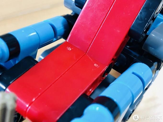 红黑相间赛车座椅