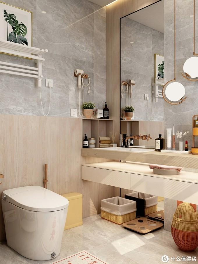 小浴室里幸福感💯️,选智能马桶看看这8条建议!