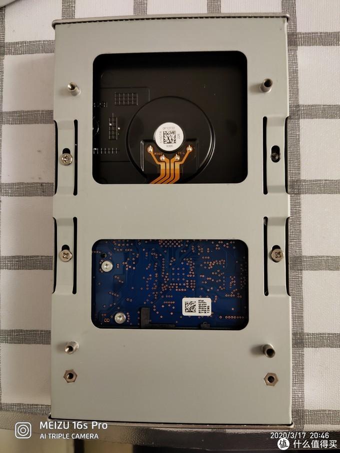 迟来的晒单—20年买的东芝P300硬盘