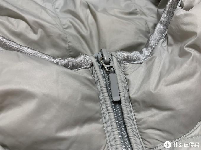 图书馆猿の家乐福(Carrefour)自有品牌 TEX 羽绒服 简单晒