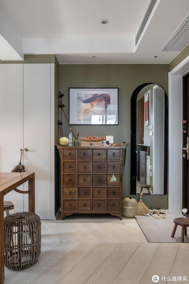 苏州女主65㎡的小窝,舍弃客厅,不买沙发茶几,完工反而更实用!