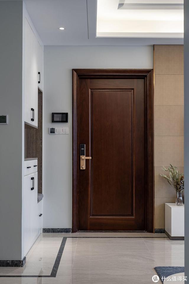 简单装修的新房,还没入住就已经很漂亮了,最满意全屋定制的柜子